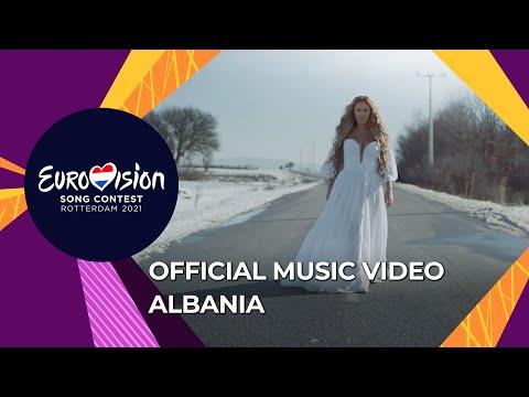 Anxhela Peristeri - Karma - Albania 🇦🇱 - Official Music Video - Eurovision 2021