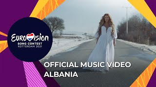 Anxhela Peristeri - Karma - Albania 🇦🇱 - Official Music Video - Eurovision 2021