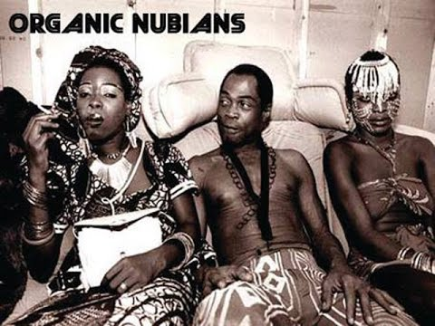 Organic Nubians Radio Show on Sonic Stream Radio