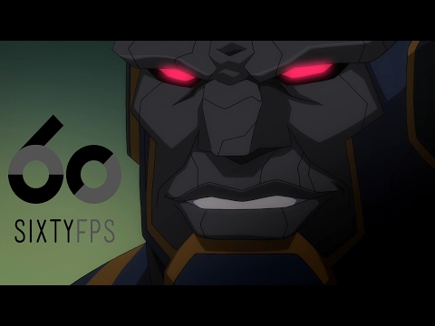 [60FPS] Justice League  War   Trailer  60FPS HFR HD