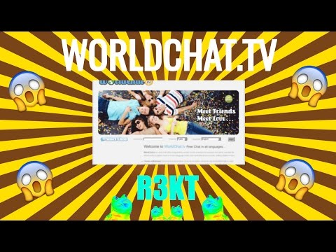 welcome to worldchat.tv