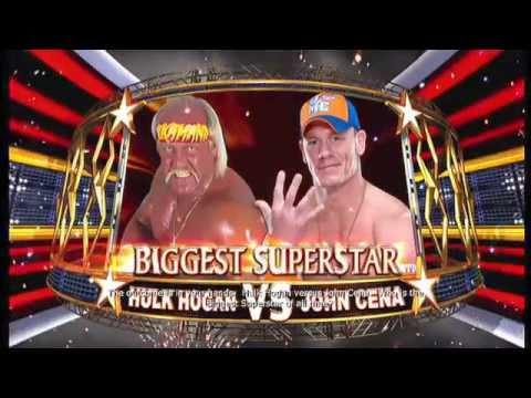 John Cena vs. Hulk Hogan - Wer ist der Beste von der...