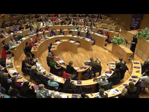 Watch in Italian - International Women's Day 2018 by Voices of Faith