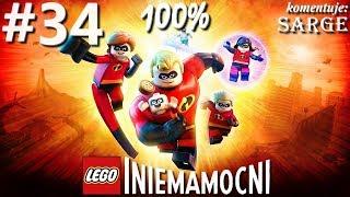 Zagrajmy w LEGO Iniemamocni (100%) odc. 34 - Objawienia 100%
