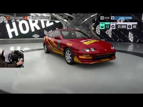 Forza Horizon 3 - Fast and the Furious Integra Osa 21