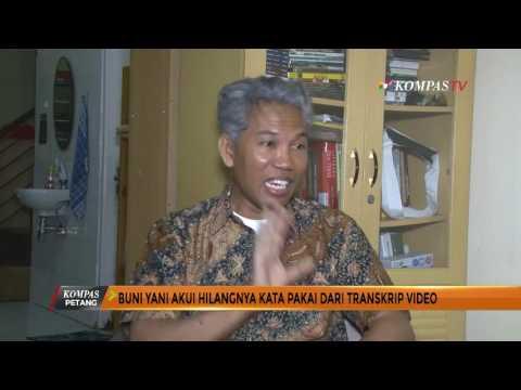 download Buni Yani Akui Hilangnya Kata