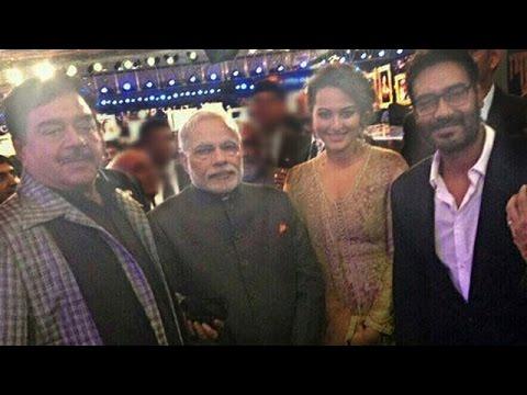 OMG | Is Narendra Modi Promoting Sonakshi-Ajay's Action Jackson?