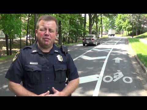 Perimeter Center East Bike Lane Only Public Service Announcement