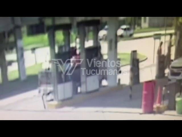 Fatal siniestro vial en Concepción entre una motocicleta y un ómnbus de empresa Exprebus