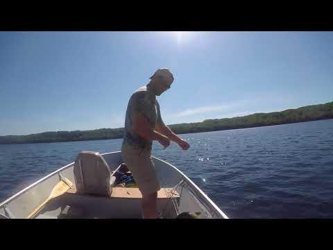 Lady Evelyn Lake Fishing Trip 2017