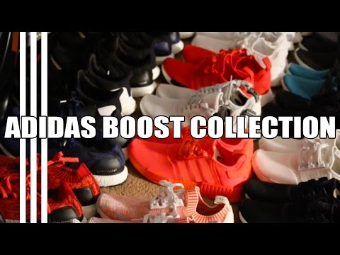 CRAZY Adidas BOOST Sneaker Collection By Perfect Pair (50+ Pairs)