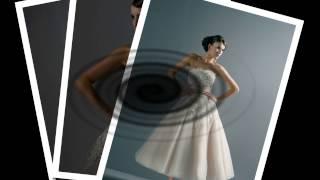 Свадебные платья 2014  в стиле ретро 50-х