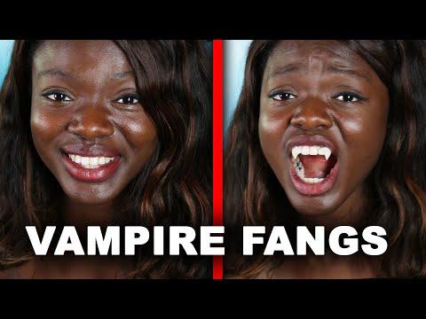 i got real vampire