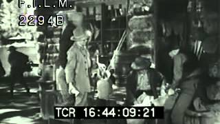 Gold Rush and Pioneers (stock footage / archival footage)