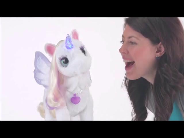 Интерактивная игрушка Единорог Звезда Лили FurReal Friends Hasbro
