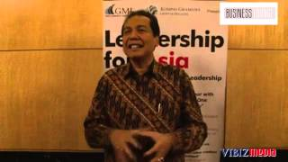 Visionary Leadership, Chairul Tanjung, Chairman PT CT Corpora