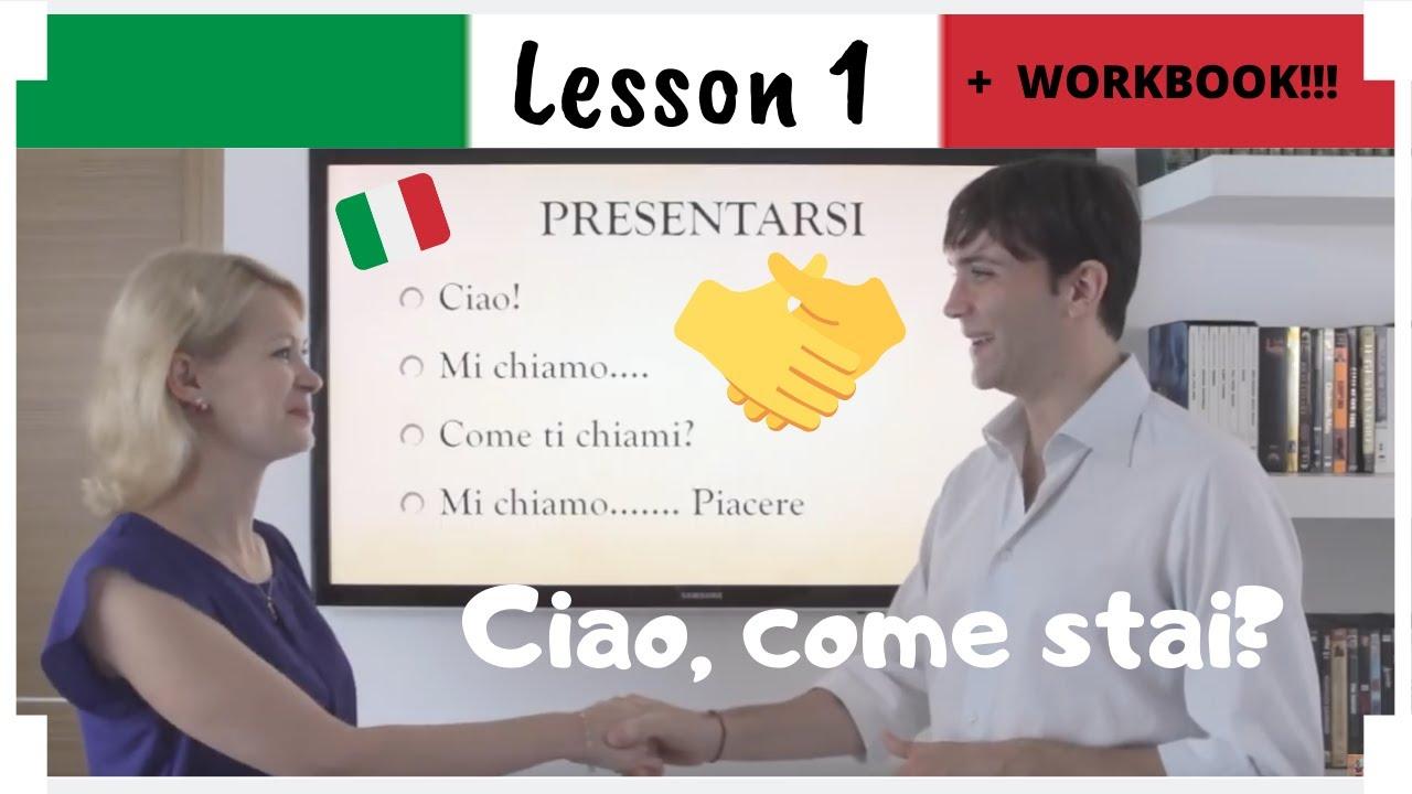 Pdf italian grammar workbook