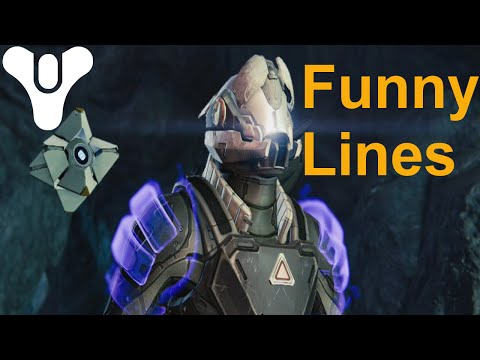 Lines of Destiny (Funny Dialogue)