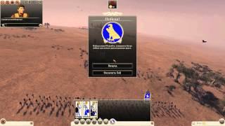 Total War: Rome II (Египет, легендарная сложность) #9 - Победа за победой!(Записываю видео программой Bandicam, монтирую в Sony Vegas Pro 12. Микрофон (вебкамера): Logitech HD Webcam C310 Характеристики..., 2013-09-19T15:53:55.000Z)