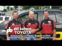 Race to the Front at Phil Bachman Toyota!!