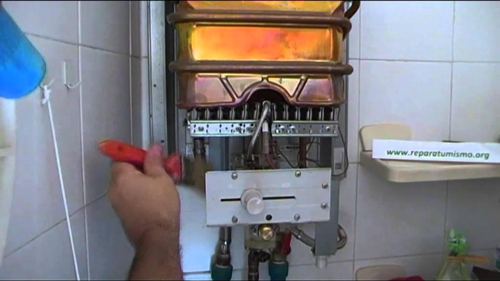 Mi caldera no enciende la llama