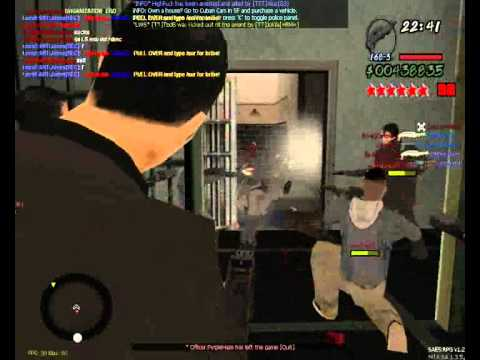 ***SAES:RPG Black Bullets BankRob***