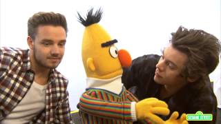 Repeat youtube video Sesame Street - One Direction Alphabet: Part A