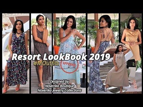 [VIDEO] - RESORT OUTFIT IDEAS | RESORT LOOKBOOK 2019 2