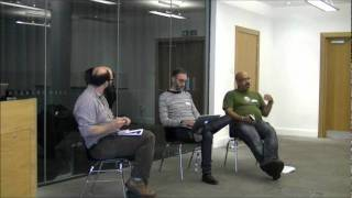 Panel discussion: WordPress in the voluntary sector