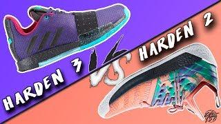 Video Adidas Harden Vol 3 vs Harden Vol 2! download MP3, 3GP, MP4, WEBM, AVI, FLV Oktober 2018