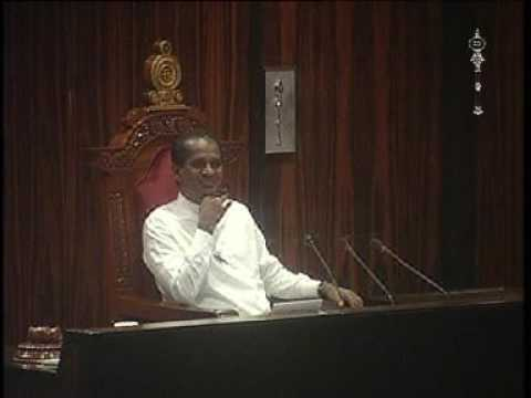 Parliament of Sri Lanka - 12 August 2016 Part 8