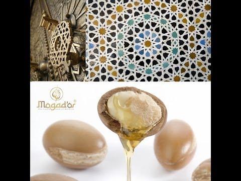 MOGAD'OR - LIQUID GOLD of MOROCCO  pure argan oil / arganolie / l'huile argan