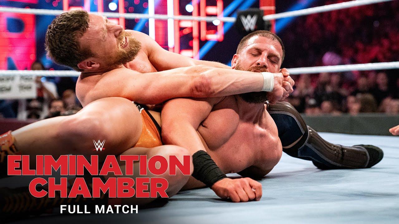 FULL MATCH - Daniel Bryan vs. Drew Gulak: WWE Elimination Chamber 2020