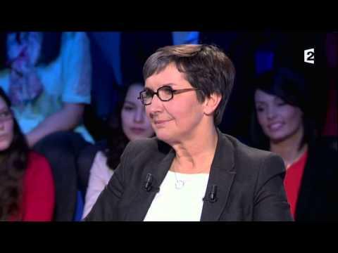Valérie Fourneyron, Ministre des Sports - On n'est pas couché 15 février 2014 #ONPC
