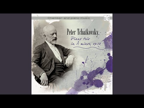 Peter Tchaikovsky. Piano trio in A Minor. Var. 5. L'istesso tempo (In Memory of a Great Artist)