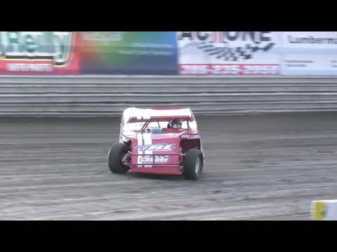 Open Wheel Modifieds ($1,000 to Win) - Volusia Speedway Park 4-30-16