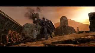 Dark Souls 2 Video Journal. Entry 1. The Last Giant, The Pursuer