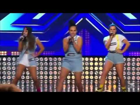 Top 10 Best auditions The X Factor Australia