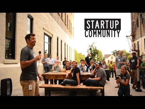 Startup Community The Film   A Documentary About Startups in Kitchener-Waterloo