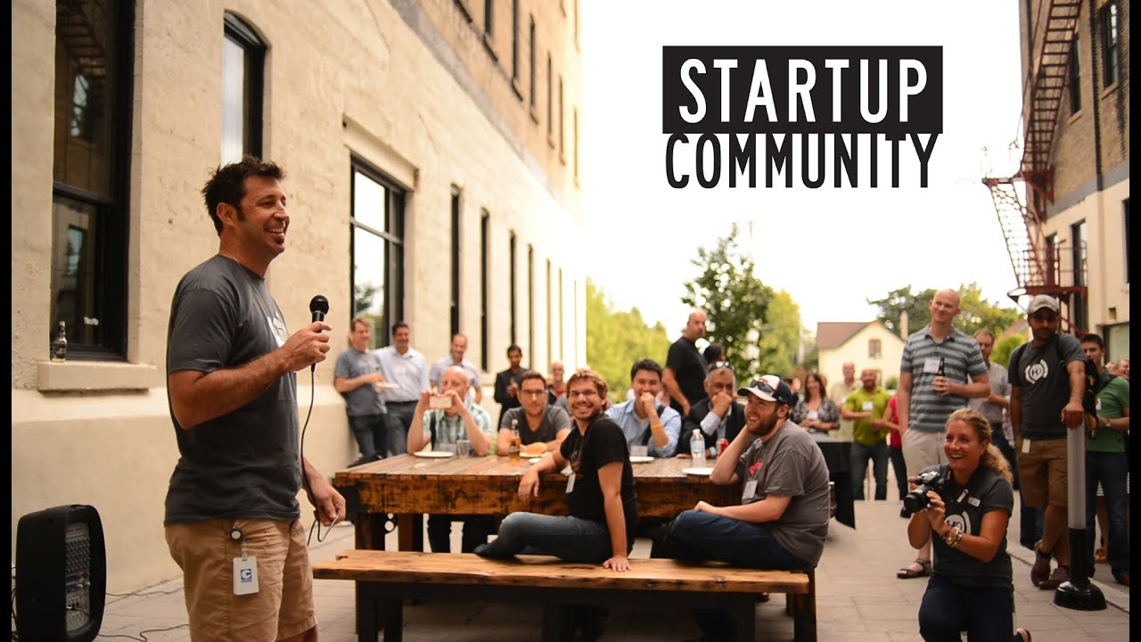 Small Business Centre Kitchener Startup Community The Film A Documentary About Startups In