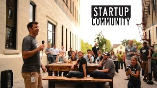 Startup Community The Film | A Documentary About Startups in Kitchener-Waterloo thumbnail