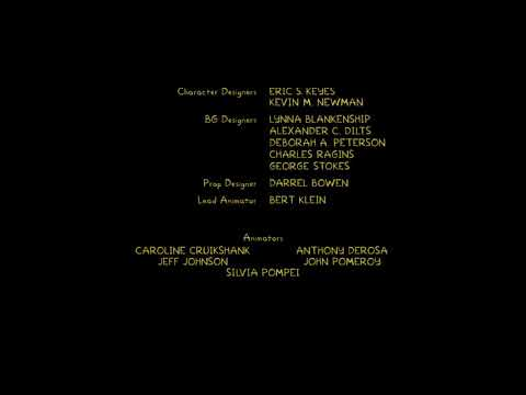 The Simpsons Movie End Credits Part 4 Youtube