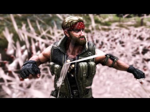 CHUCK NORRIS VS. 1,000 CHICKENS | Ultimate Epic Battle Simulator #2