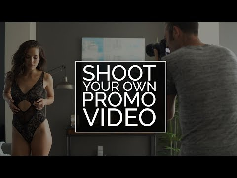 How to Shoot Your Own Promo Video