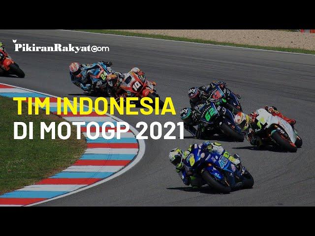 Mandalika Racing Tim Indonesia akan Resmi Berlaga di MotoGP pada Musim 2021