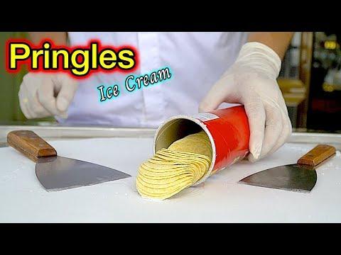 PRINGLES - ICE CREAM ROLLS