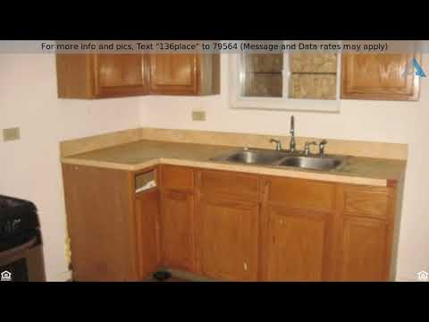 3 Bedroom Home For Sale in Robbins, IL 60472 School district 218