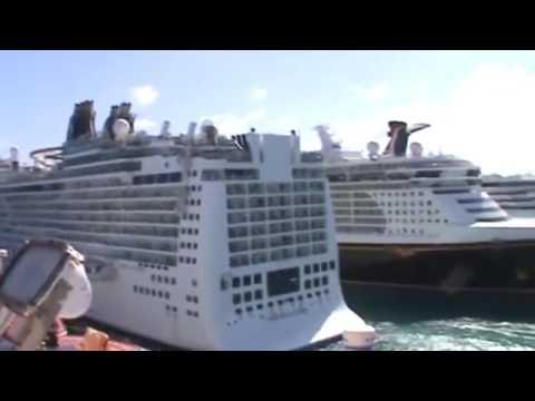 Carnival Sensation Cruise Ship Rocking YouTube - Rocking cruise ship