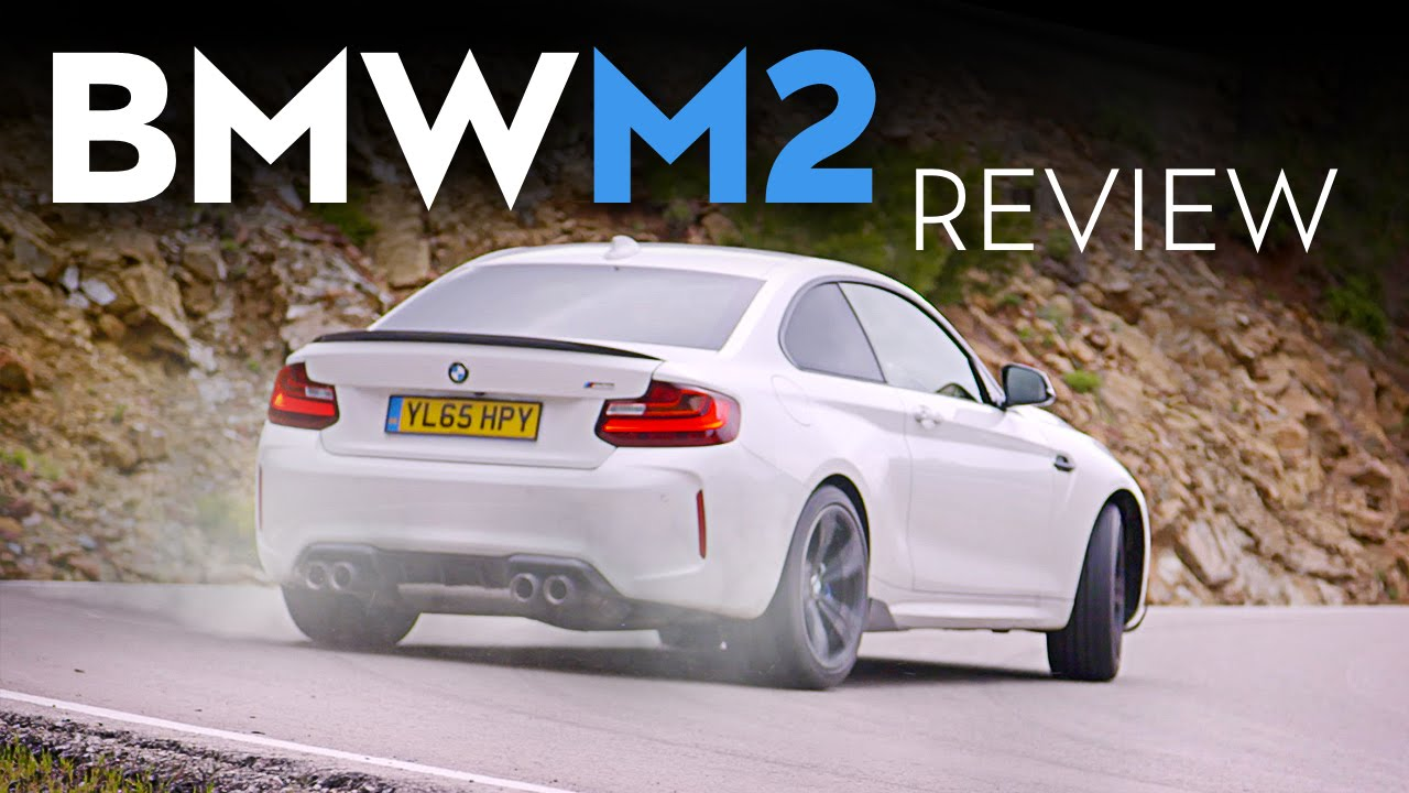 2016 BMW M2 Review: The Turbo Tyre Killer Anyone Can Drift