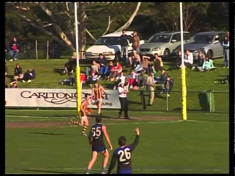 2004 A Grade Grand Final - Uni Blues vs St Bernards Q3